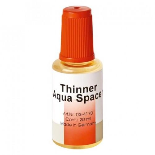 Aqua Spacer, Csonklakk hígító, Fiola, hidrofil, 20 ml, 1 darab