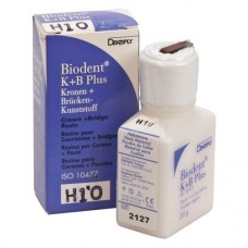 Biodent K+B Plus (Cervical) (10), Leplezőanyagok, Fiola, 20 g, 1 darab