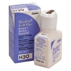 Biodent K+B Plus (Cervical) (30), Leplezőanyagok, Fiola, 20 g, 1 darab