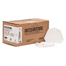 ACCU-TRAC Packung 12 Basisplatten fehér