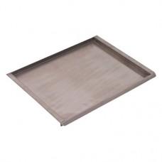Absauganlagen tartozék, 1 darab, Edelstahl-Abfallschublade 20 mm