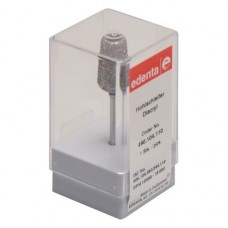 Diamant Trimmer 490 Stück ISO 110, HP, Kézidarab (HP, Ø 2,35 mm, ISO 104, 44,5 mm) ISO 110 forgó, ISO színkódolt, Gyémánt - Nemes acél, 20 mm, 1 darab
