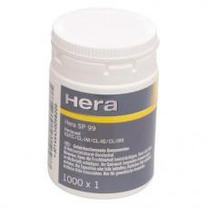 Hera SP 99, 100-as csomag,0 darab, klein für Heracast EC, CL-IG/I 95 und Heracast IQ