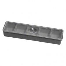 Container für Kunststoffschalen, 1 darab, 21,2 x 5,7 x 3 cm
