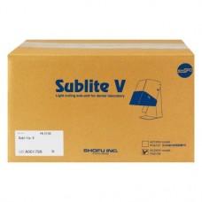 Sublite V, (210 x 112 x 252 mm), Polimerizációs készülék, Fény (Halogén), 400-550 nm, 1 Csomag