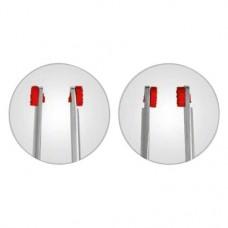 Csipeszn für Zirkonarbeiten Packung 2 Ersatzsilikonplatten HSL 550-99