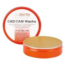 CAD-CAM (B), Modellviasz, Doboz, bézs, opák, 60 g, 1 darab