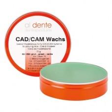 CAD-CAM (G), Modellviasz, Doboz, zöld, opák, 60 g, 1 darab