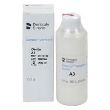 Genios® Veneers Bonding System - Dose 100 g dentine A3