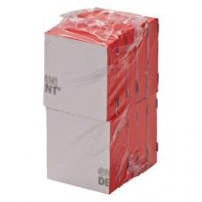 Anmischblöcke, 10-es csomag, x 40 Blatt 33 x 35 mm