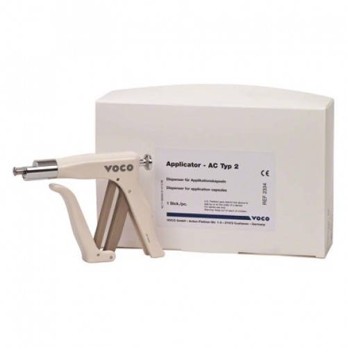 AC Applicator Typ.2, Kapszula-applikátor, Fém, 1 darab