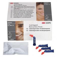 Astringent Retraction Paste Refill Packung 25 Kapseln, 1 Gebrauchsanweisung