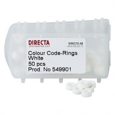 Colour Code Rings Packung 50 Ringe fehér