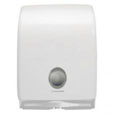 AQUARIUS* Spender Standard, 1 darab, Spender mit Sichtfenster fehér