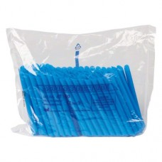 Aspirator Tube, 10 darab, kék