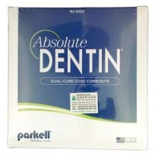 Absolute Dentin kartus fehér, 110 g