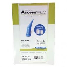 Access® FLO Packung 15 Röhrchen, 30 Abgabespritzen, 10 große Caps, 10 normale Caps