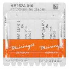 Chirurgie Fräser HM 162A Packung 2 darab, ISO 016, RA