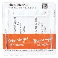 Chirurgie Fräser HM 408M Packung 2 darab, ISO 016, FGXL