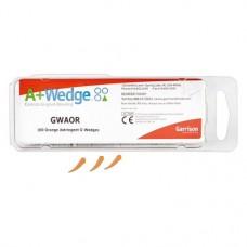 A+Wedge™ narancs, 100 darab