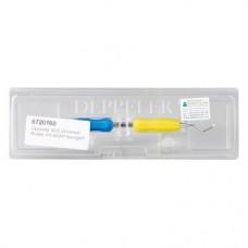DEPPELER Scaler M23™, 1 darab, M23A mit ADEP-Griff blau/gelb