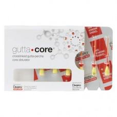 gutta•core® obturátor, ISO 020, 6 darab
