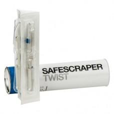 Safescraper TWIST Packung 3 darab, gebogen