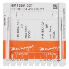 Chirurgie Fräser HM 166A Packung 2 darab, ISO 021, HP