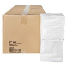 Dental Zellstoff-Tücher Karton 10 x 300 darab, 33 x 33 cm, 2-lagig