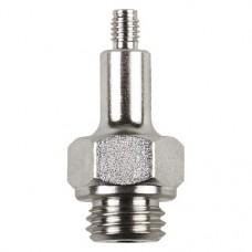 Adapter für Spitzen, 1 darab, M3 x 0,5 mm, Außengewinde