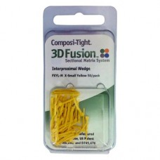 Composi-Tight® 3D Fusion™ ék, sárga, ultra-finom, 50 darab
