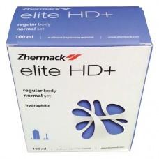 Elite (HD+) (Regular Body), Lenyomatanyag (A-Szilikon), kartus, ISO Típus 2, közepes konzisztencia, (VPS), 2 x 50 ml