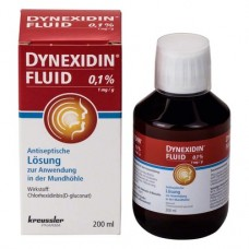 DYNEXIDIN® FORTE 0,1% CHX Flasche 200 ml