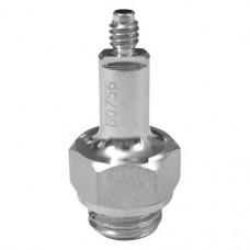 Adapter für Spitzen, 1 darab, M3 x 0,6 mm, Außengewinde