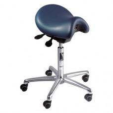 Bambach Sattelsitz, 1 darab, merlin-blau, ohne Rückenlehne