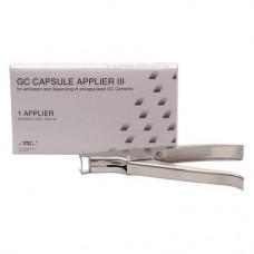 Capsule Applier III, Kapszula-applikátor, Fém, 1 darab