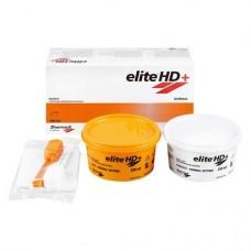 Elite (HD+) (Putty Soft Regular), Lenyomatanyag (A-Szilikon), ISO Típus 0, nagyon magas konzisztencia, (VPS), 2 x 250 ml