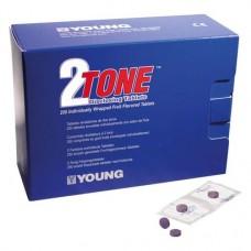 2 Tone ™ folt - Pack 250 tabletta