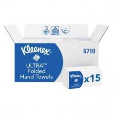 KLEENEX® Ultra - papírtörölköző, 15 x 96 db 21,5 x 31,5 cm