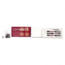 conseal f Kit 3 x 1 g Spritzen Versiegler, 1,25 g Super Etch LV Spritze, 20 Einwegtips