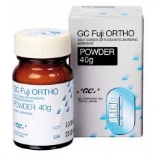 Fuji Ortho (1-2), Rögzítőcement (Üvegionomer), Fiola, fluoridtartalmú, önkeményedő, Üvegionomer, 40 g, 1 darab