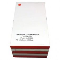 Anmischblöcke, 10 darabos csomag, rutschfest universal, 7 x 8 cm