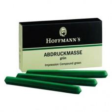 Hoffmann, Harapásregisztráló, Rudak, zöld, 108 g, 12 darab