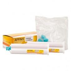 Affinis (75 System) (Heavy Body), Lenyomatanyag (A-Szilikon), kartus, ISO Típus 3, magas konzisztencia, A-szilikon (VPS), 75 ml, 2x1 darab