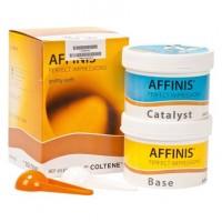 Affinis (Putty Soft), Lenyomatanyag (A-Szilikon), ISO Típus 0, nagyon magas konzisztencia, A-szilikon (VPS), 1:1, 2x1 darab