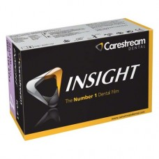 Insight Occlusal IO-41 Paper, Egyesfilm, 5,7 mm x 7,6 mm, 25 darab