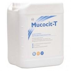 Mucocit T, Fertőtlenítő oldat (műszerek), Kanna, ultrahangos tisztításra alkalmas, aldehidmentes, Koncentrátum: 1%, 5 l, 1 darab