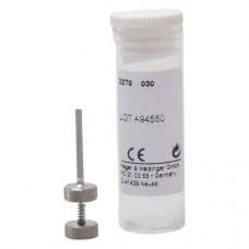 Meitrac I, Endo-Extraktor, Könyökdarab (CA, Ø 2,35 mm, ISO 204, 22 mm) ISO 30, Nemesacél, 1 darab