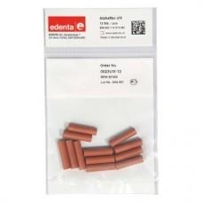 Alphaflex, polírozó, barna, ISO 030, szereletlen, 12 darab