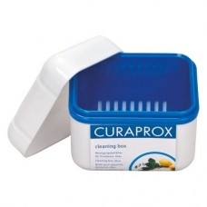Curaprox, Fogsortartó box, kék, fehér, 1 darab